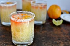 Fizzy Mezcal Margaritas | 25 Unusual Margarita Recipes That Will Get You Tipsy AF