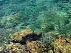 Beautiful Seaworld, magnificent sea, Loutraki, Greece