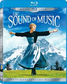 Black Friday 2014 The Sound of Music (Three-Disc 45th Anniversary Blu-ray/DVD Combo in Blu-ray Packaging) from 20TH CENTURY FOX HOME ENTMNT Cyber Monday