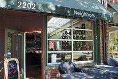 Neighbors Wine Bar in Park Hill / Denver CO #denvervibe