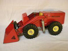 Nylint 1600 Payloader Version 2 1953-1955 Vintage Toy Construction Truck via Etsy $70.00