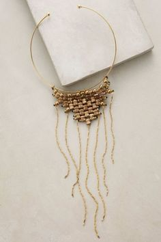 Anthropologie Palmira Necklace by Vanessa Mooney $118 - NWT | eBay