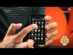 Celular Motorola Defy+ Una de nuestras reseñas favoritas. ¡Buen trabajo de Mario y Jaime!