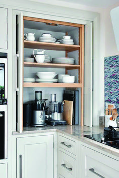 20 Various Kinds Of Section Cupboard Concepts for the Kitchen space- Top corner kitchen cabinet layout for your home Corner Sink Kitchen, Kitchen Cabinet Layout, Diy Kitchen Cabinets, Kitchen Storage, Kitchen Remodeling, Storage Cabinets, Remodeling Ideas, Kitchen Banquette, Kitchen Counters