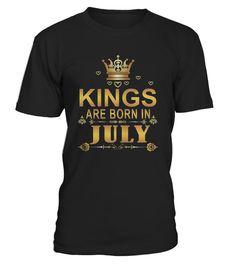 # Kings Are Born In July T-Shirt Hoodie .   kings are born in july, best men are born in july,legends are born in july, birth day in july, gift for men born in july, july,july t-shirt, born in July shirt, i born in July girl, i'm born in july t-shirt, gift for mens july, birth day t-shirt, father's legends, july tee, in july, born july, july queen, beard men, dad, papa, bear, camping, family, funny t-shirt birt day, The Best Are Born In July,king, legend t-shirt, i'm king july, funny july…