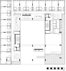 Image result for architecture plans for students residence