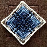 cuadrito en azul