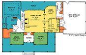 Farmington   Design 24085   Farm House Home Plan   Design Basics