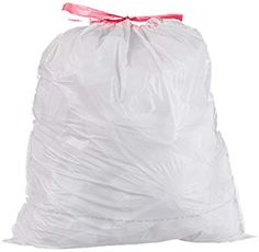 500 Count Wholesale Tall Large Kitchen 13 Gallon Strong Trash Bag Black