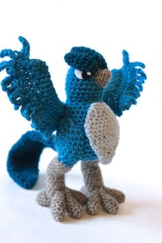 Artequino made by pokemon crochet challenge