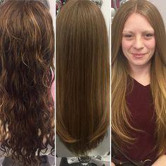 The  can't stop #transformationtuesday!  #bloout #blowdrybar #blowdry #blowout #longhair #hairgram #hairfashion #hairpost #phillyhair #phillyhairstylist #phillysalon #fb #twitter