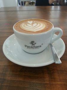 Pacamara Boutique Coffee Roaster - My Order, White Coffee 5oz