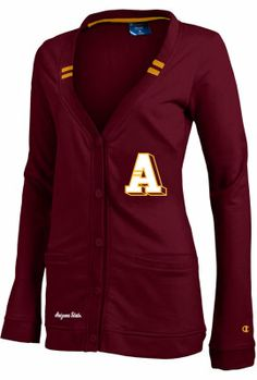 Product: Arizona State University Sun Devils Women's Heritage Cardigan