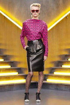 Balenciaga Ready-to-Wear Pre-Fall 2012 (19)