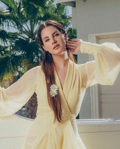 Lana Del Rey for Paris Match magazine 2017
