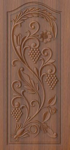 Wooden Front Door Design, Door And Window Design, Double Door Design, Door Gate Design, Bedroom Door Design, Door Design Interior, Modern Wooden Doors, Modern Door, Wooden Double Doors