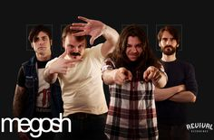 Revival Recordings Announces The Signing Of Baltimore Based Rock Band Megosh