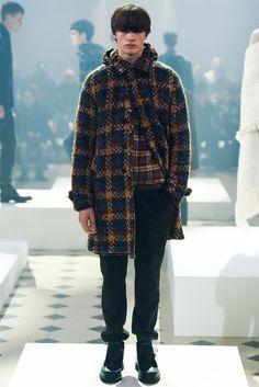 Sacai Fall 2015 Menswear Fashion Show