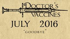 DrScythe - Doctor's Vaccines July 2016