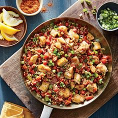 One-Pan Jambalaya - Easy, Affordable Family Recipes - Cooking Light
