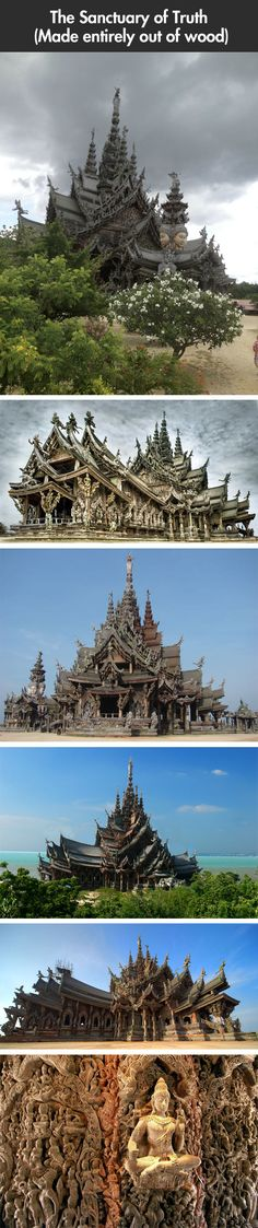 The Sanctuary of Truth... Going here in June!