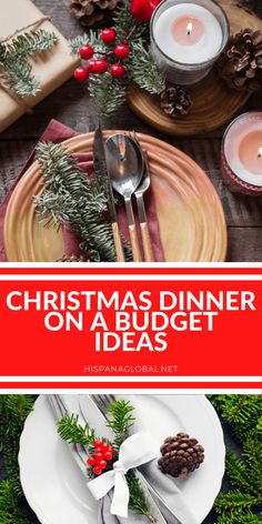 How to host a Christmas dinner on a budget without breaking the bank. Enjoy the holidays without spending a fortune. Christmas Crafts, Christmas Decorations, Dinner On A Budget, One Pot Meals, Christmas Printables, Easy Dinner Recipes, Holiday, Food, Easy Dinner Recipies