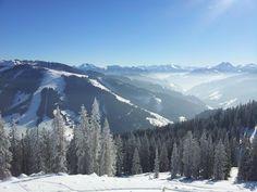 Ski resort Maria Alm (hiking in the summer, ski resort in winter) - Maria Alm, Austria