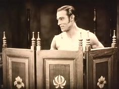 Rudolph Valentino Blood and Sand