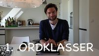 Ordklasser for dummies Happy Boy, Me Quotes, Language, Classroom, Teaching, Education, School, Study, Danish Language