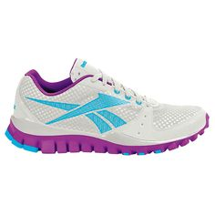 Reebok Flex Transition Women's Running Shoes... For when I'm fit enough to run and I can manage the plantar fasciitis