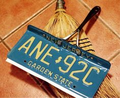 Ten Incredibly Repurposed License Plates | 1800Recycling.com -