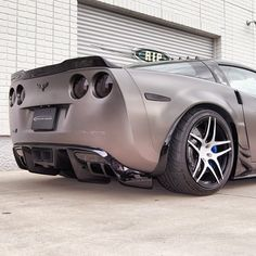 Corvette ZR1...  www.dealerdonts.com