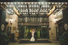 Knickerbocker Hotel Wedding   Maria & Quin Photo