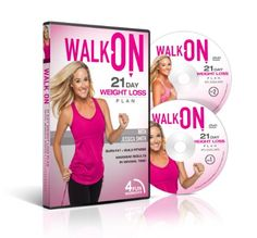 Need a workout plan for exercise that doesn't involve running? Get fit for life (no diet required!) with this fun program: Walk On: 21 Day Weight Loss Plan