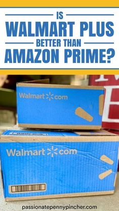 Walmart Plus Membership is challenging Amazon Prime with their subscription service. Walmart +.Walmart Plus members can get unlimited free delivery of their groceries from their local store (this includes FRESH groceries – NOT just packaged items items!), free next day and two day shipping on items shipped from Walmart.com and you can save up to 5 cents on fuel at Walmart gas stations. Walmart Grocery Delivery, Free Grocery Delivery, Free Delivery, Walmart Walmart, Walmart Deals, Walmart Customers, Amazon Prime Membership, Free Groceries, Home Planner