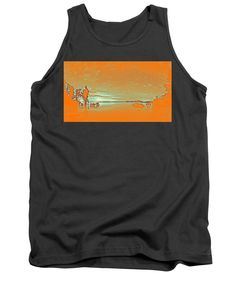 Pacific Sunset - Tank Top