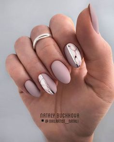 30 Perfect Pink And White Nails For Brides ? pink and white nails bridal original design with marble pattern nailartist_natali : 30 Perfect Pink And White Nails For Brides ? pink and white nails bridal original design with marble pattern nailartist_natali Popular Nail Designs, Short Nail Designs, Nail Art Designs, Nails Design, Summer Nail Designs, Oval Nail Art, Perfect Nails, Perfect Pink, Bride Nails