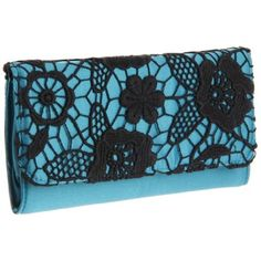 Amazon.com: Magid 6707 Clutch,Teal/Black,One Size: Shoes