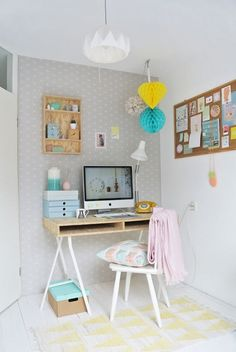 Lindo home office