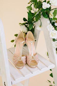 Zapatos de Novia Carina de Rachel Simpson