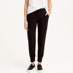 J.Crew - Skinny trouser sweatpant
