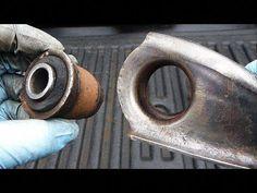awesome How to Replace Control Arm Bushings (EASY) Truck Repair, Vehicle Repair, Car Fix, Car Restoration, Car Hacks, Repair Shop, Control Arm, Diy Car, Corvette