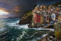 Riomaggiore (Cinque Terre, Liguria)