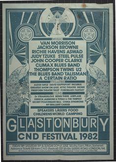 glastonbury 1982
