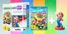 Nintendo has announced a release of the of March for Mario Party includes an Amiibo game mode - GameLuster Wii U, Nintendo Wii, Mario Party, Video Game Console, Super Mario, Games, Ebay, Video Link, March