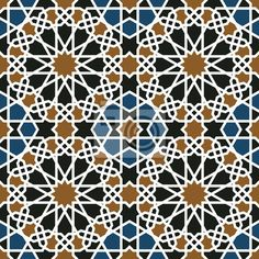 Find Seamless Pattern Moroccan Style Mosaic Tile stock images in HD and millions of other royalty-free stock photos, illustrations and vectors in the Shutterstock collection. Islamic Art Pattern, Arabic Pattern, Pattern Art, Turkish Pattern, Arabic Design, Arabic Art, Image Beautiful, Arabesque, Clip Art
