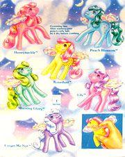 Flutter ponies!