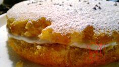 Torta paradiso a modo mio | La cucina di nonna Rita
