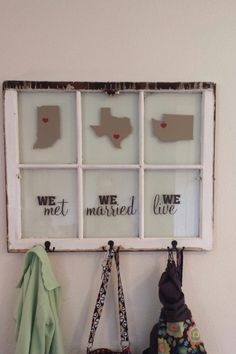 Not necessarily these vinyl's but I have this window and its a good idea.