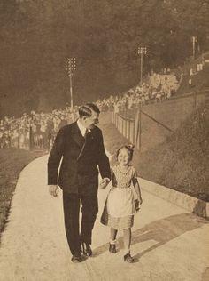Adolf and children